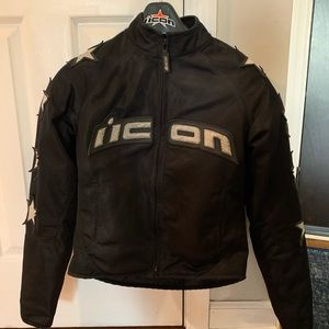 ICON54 Motorcycle Jacket
